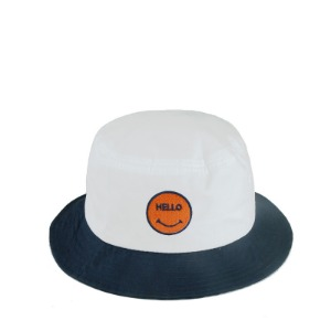 "INFIELDER DESIGNS C-33 Smile Hat ""Navy"""