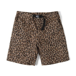 "BURGUS PLUS Fes Shorts ""Leopard"""