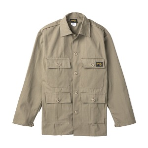 "STAN RAY Tropical Jacket 1969J ""Khaki Ripstop"""