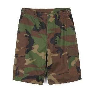 "YMCL KY US B.D.U. Short Pants ""Wood Land"""