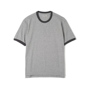 "BANTS FLB Cotton Round Neck T-shirt Half ""Grey"""