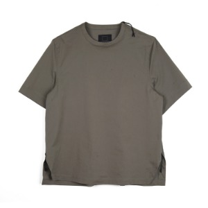 "OOPARTS Side Zip-up Shirts ""Olive"""