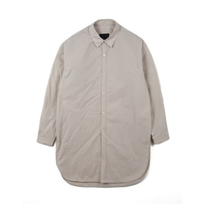 "OOPARTS Binding Long Shirt ""Beige"""