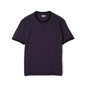 "BANTS FLB Cotton Round Neck T-shirt Half ""Purple"""
