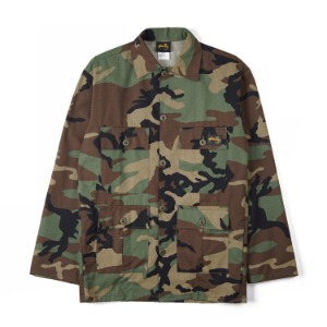 "STAN RAY Tropical Jacket 1959J ""Woodland Camo"""