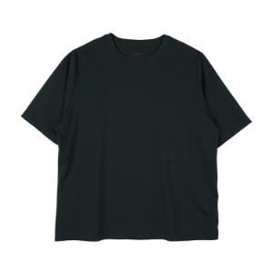 "OOPARTS Zigzag T-shirts ""Moss Green"""