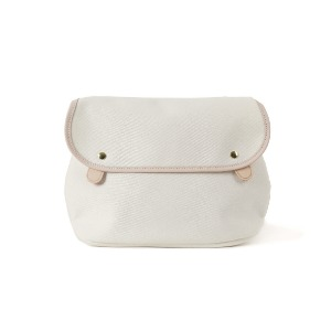 "BRADY BAGS AVON Cross Bag ""Off White/Natural"""