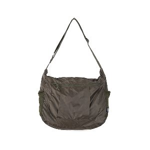 "YMCL KY GB0608 Compact Shoulder Bag ""Olive"""