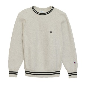 "CHAMPION Reverse Weave Sweat C3-G029 ""Oatmeal(810)"""