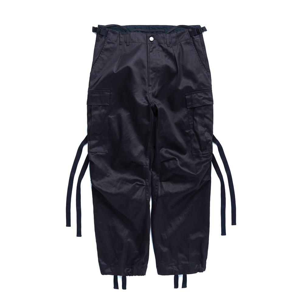 "EASTLOGUE Battle Field Pants ""Navy Twill"""