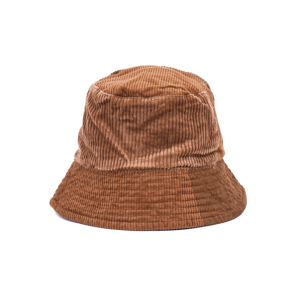 "ENGINEERED GARMENTS Bucket Hat ""Chestnut Cotton 8W Corduroy"""