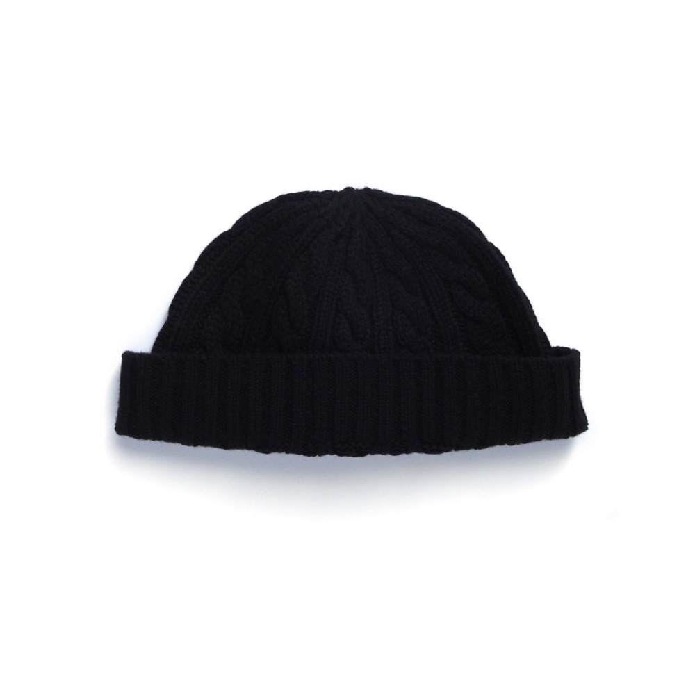 "EASTLOGUE Fisherman Watch Cap ""Black"""