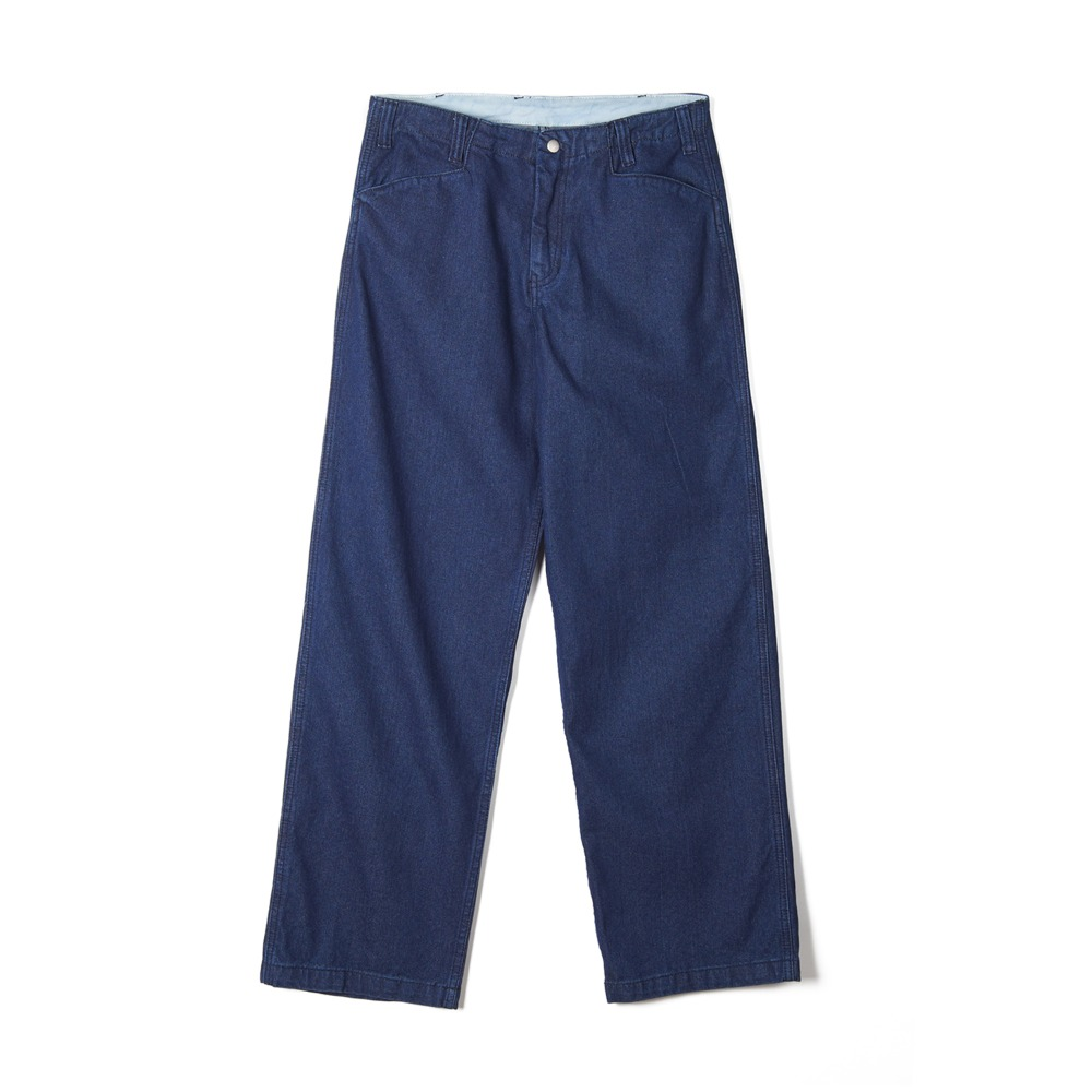 "OOPARTS String Denim Pants ""Blue"""