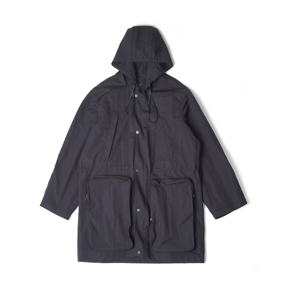 "OOPARTS Mountain Parka ""Black"""