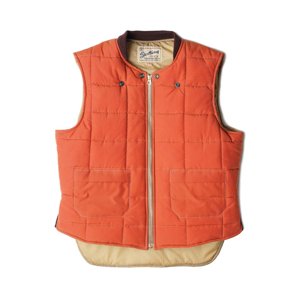 "Arctic Hunting Vest ""Orange"""