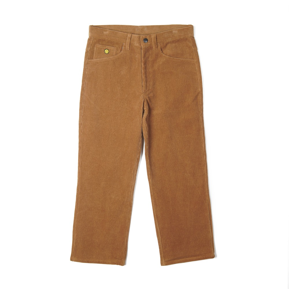 "LOCALS ONLY Corduroy Pants ""Camel"""