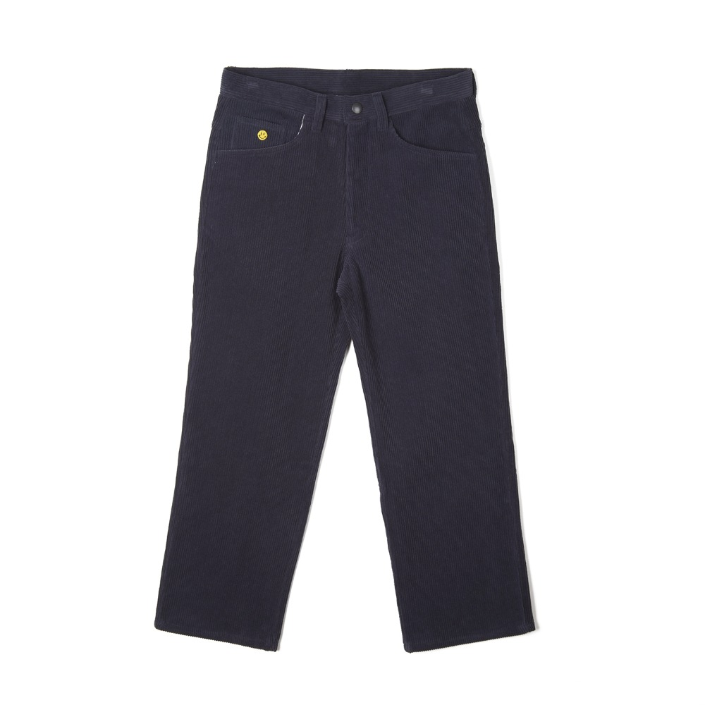 "LOCALS ONLY Corduroy Pants ""Navy"""