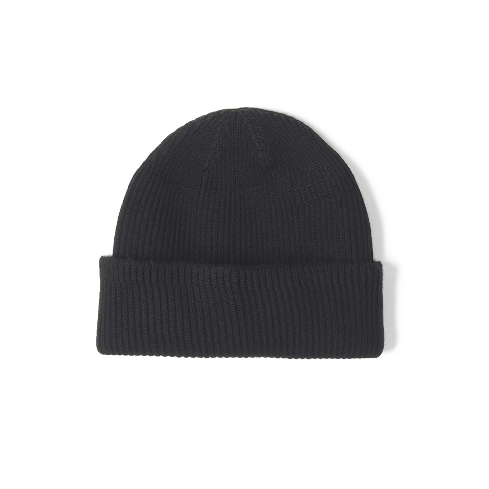 "BUZZ RICKSON'S Black A-4 Knit Cap ""BLACK"""