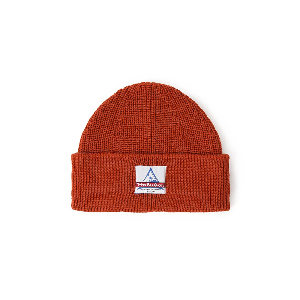 "HOLUBAR Deer Hunter Hat ""Dark Orange"""