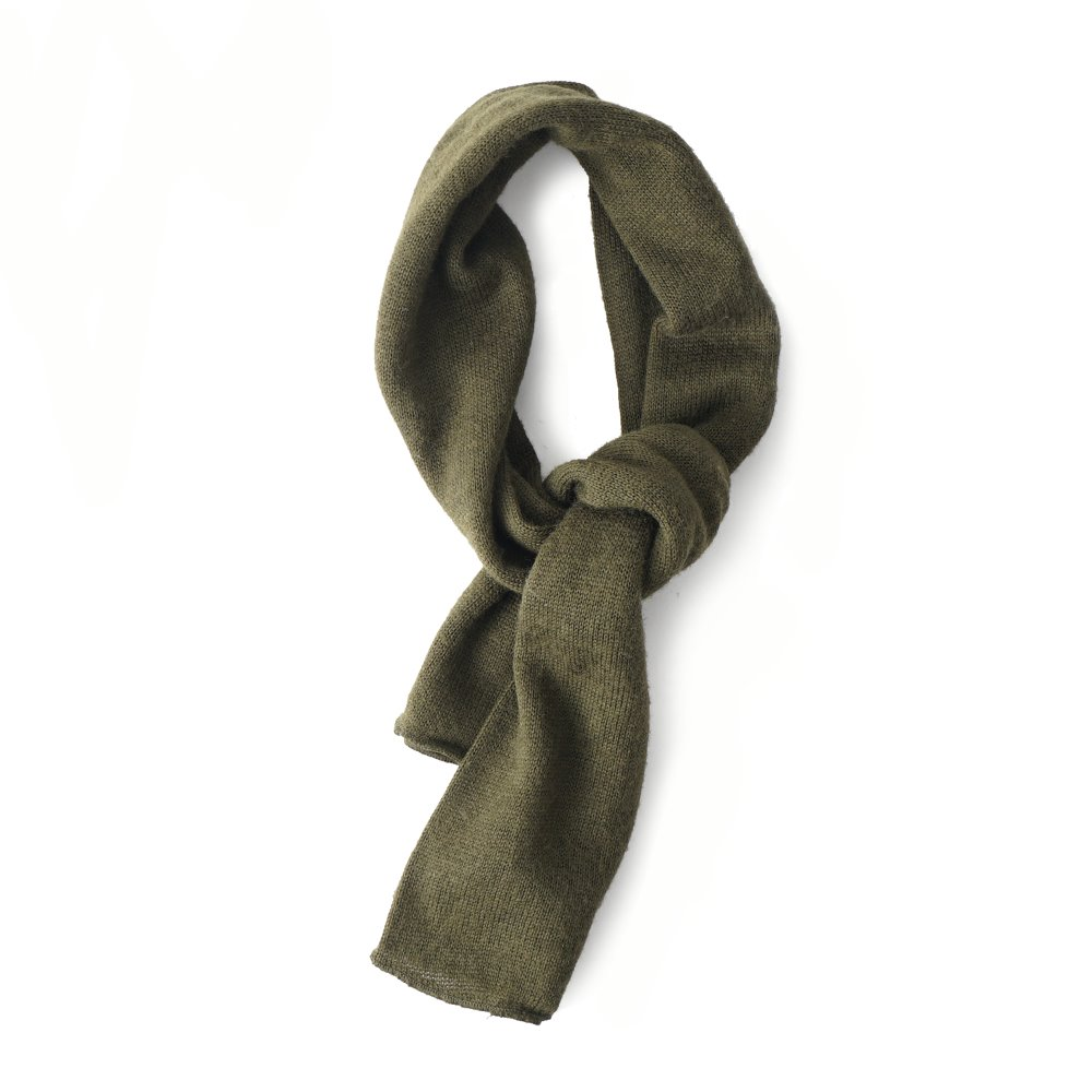 "YMCL KY US Military Wool Scarf Olive ""Dead Stock"""