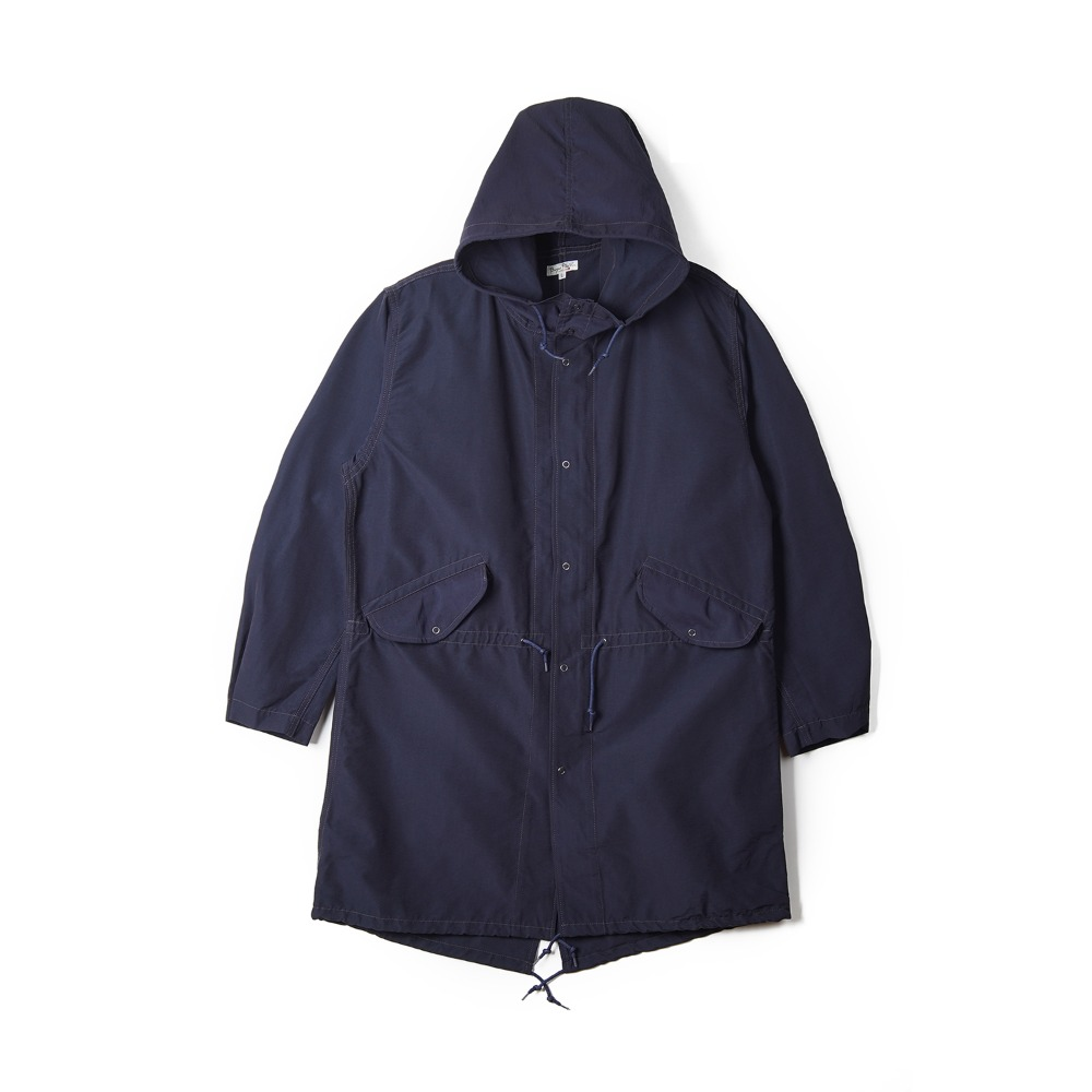 "BURGUS PLUS Field Parka ""Navy"""