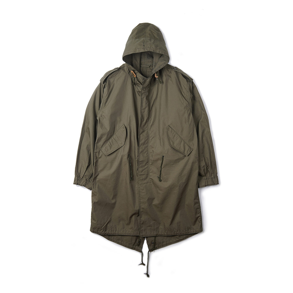 "YMCL KY US Military M51 Field Parka Shell ""Olive"""