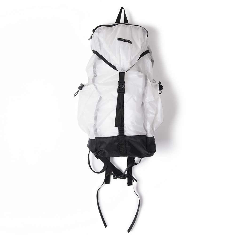 "ENGINEERED GARMENTS UL Backpack ""White"""