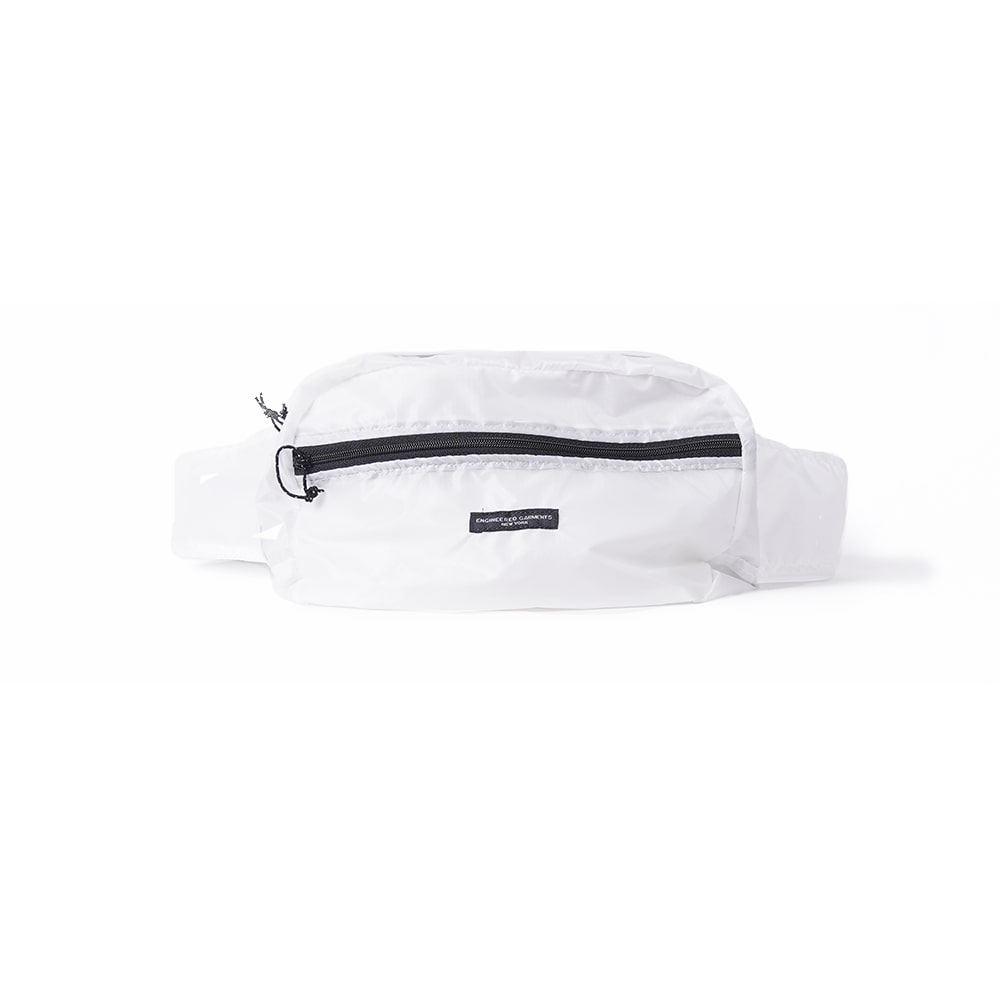 "ENGINEERED GARMENTS UL Waistpack ""White"""