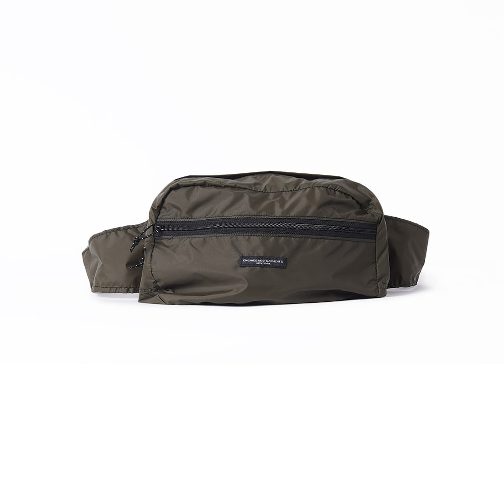 "ENGINEERED GARMENTS UL Waistpack ""Olive"""