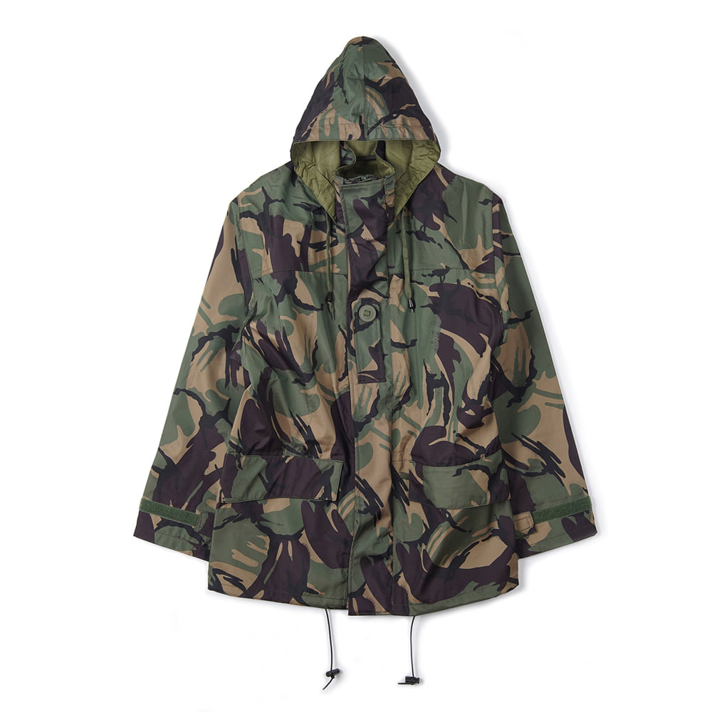 YMCL KY British Militay Waterproof Parka DPM 'Dead Stock'