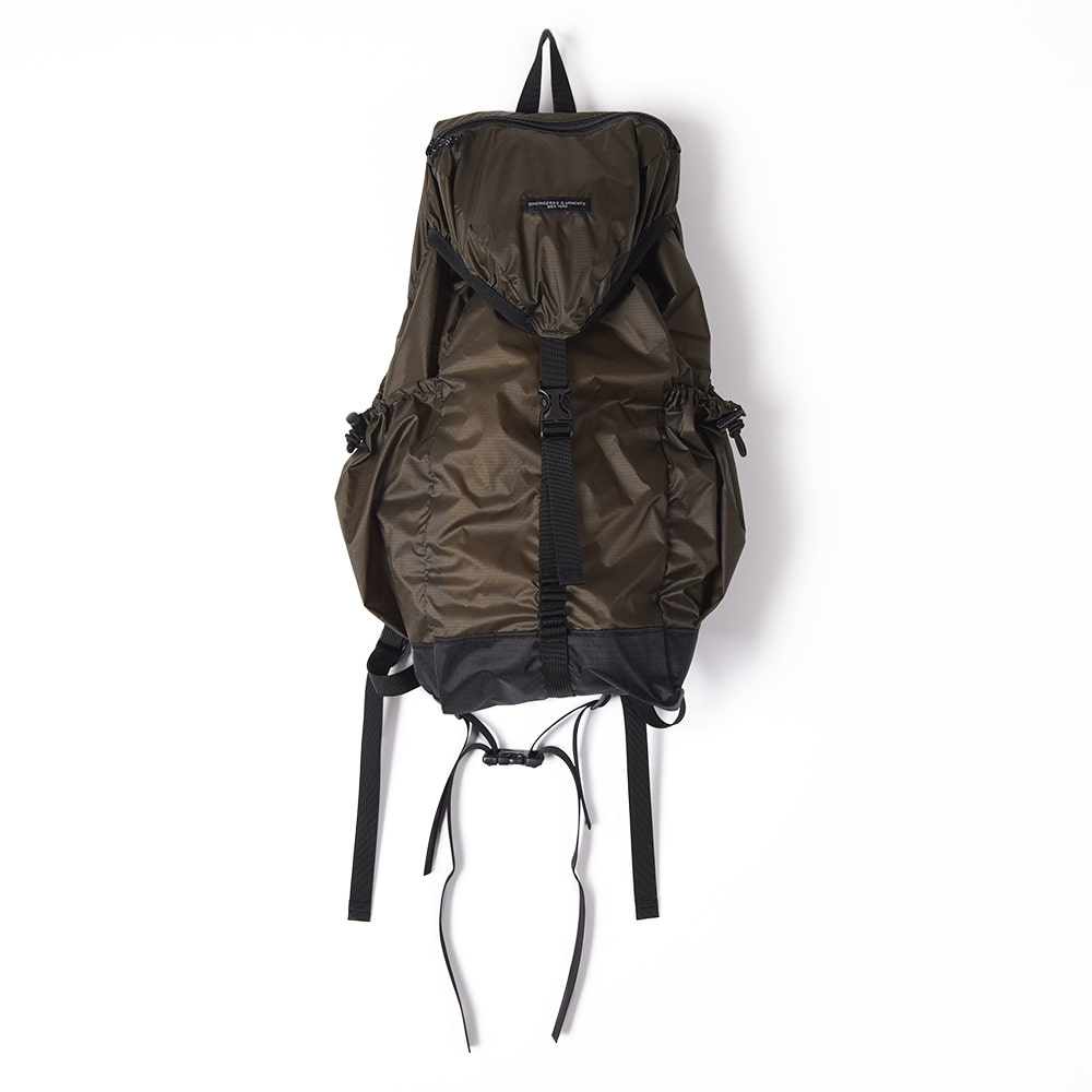 "ENGINEERED GARMENTS UL Backpack ""Olive"""