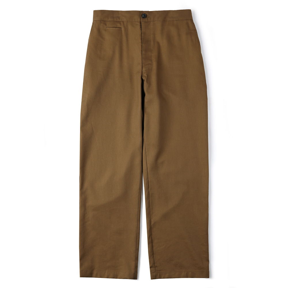 "SHIRTER Soft Lyocell Easy Pants ""Mocha"""