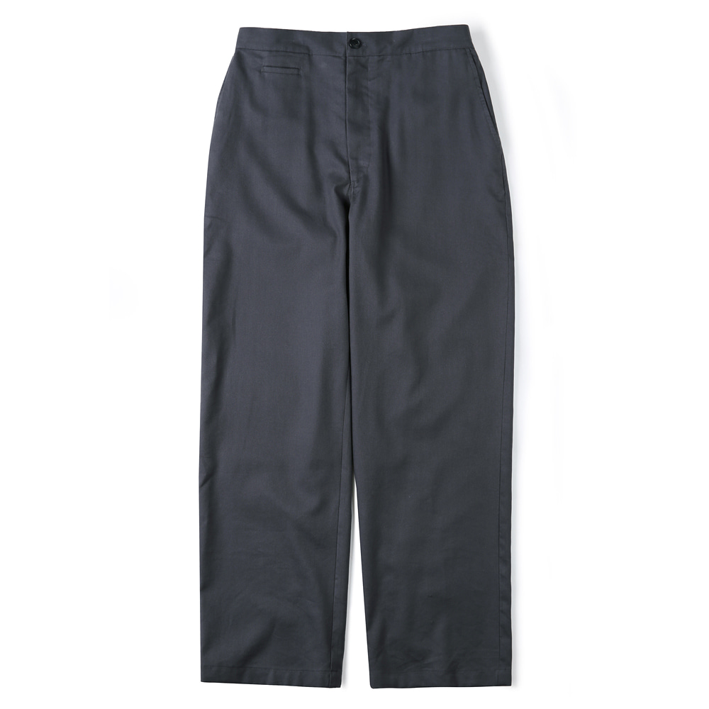 "SHIRTER Soft Lyocell Easy Pants ""Charcoal"""
