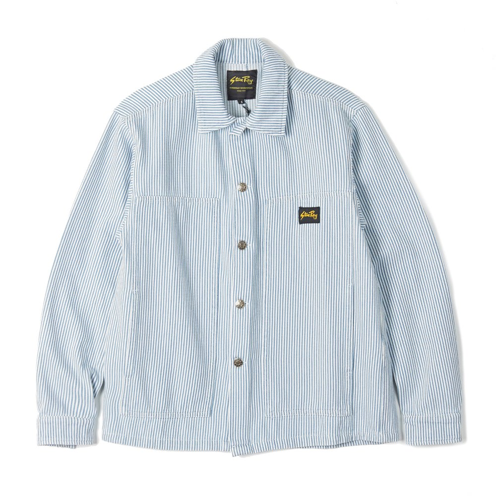 "STAN RAY Box Jacket ""Hickory Bleach"""