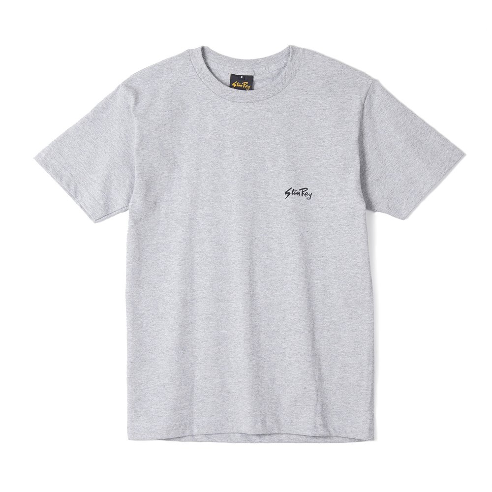 "STAN RAY Stan OG T-Shirt ""Heather Grey"""