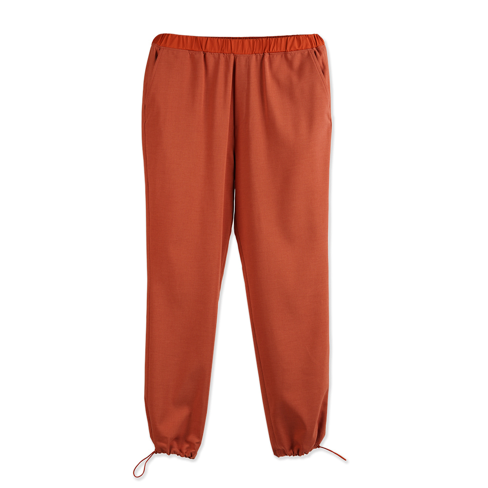 "OOPARTS Recycle String Pants ""Orange"""