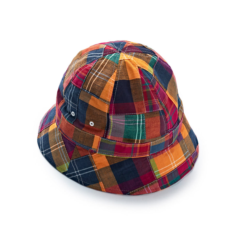 "EASTLOGUE Bucket Hat ""Multi Madras"""