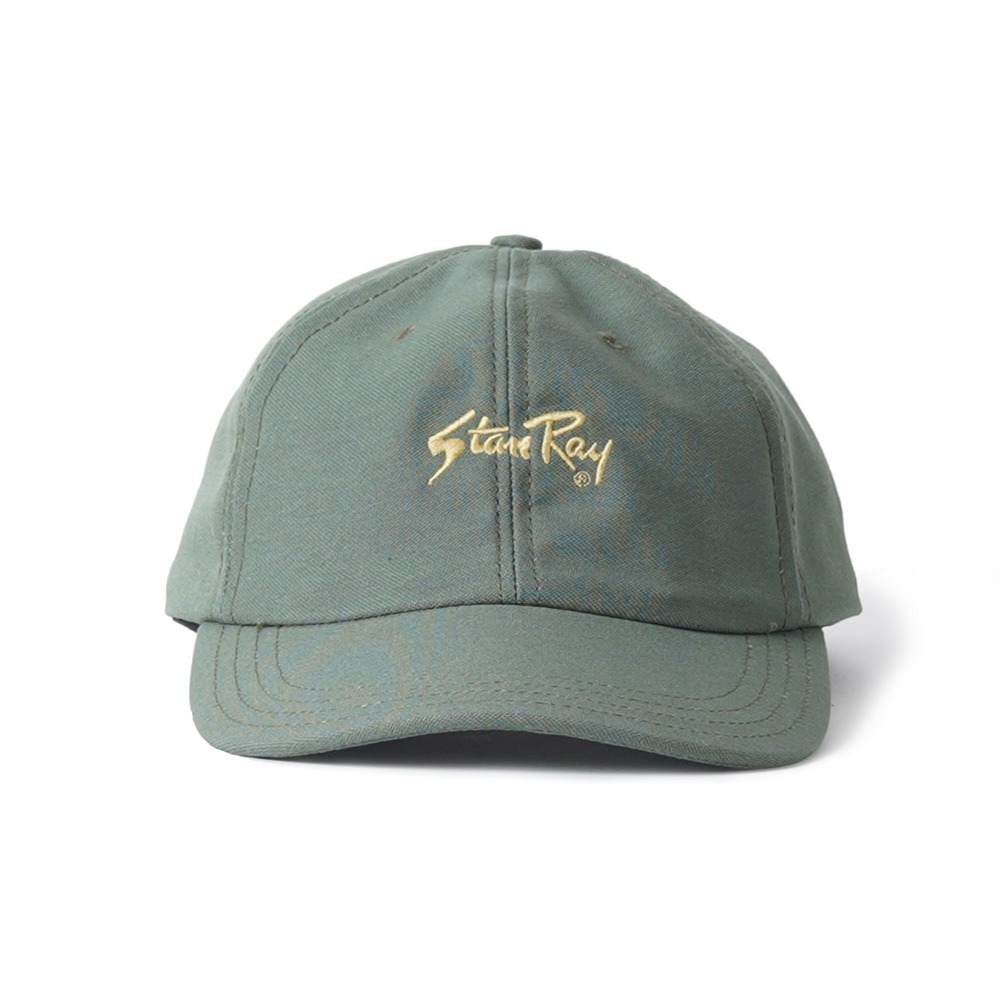 "STAN RAY Ball Cap ""Olive Sateen"""
