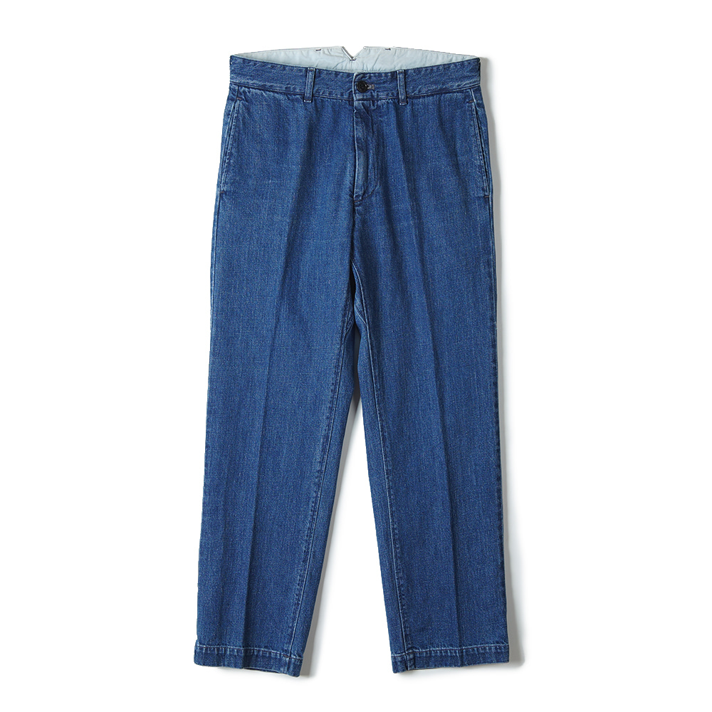 "ORDINARY FITS Yard Trousers One Wash ""Used"""