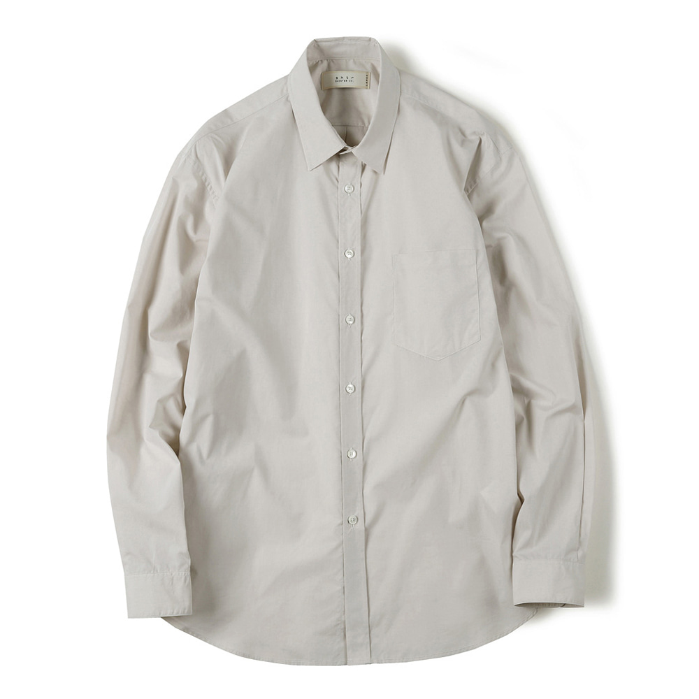 "SHIRTER High Density Standard Shirt ""Light Beige"""