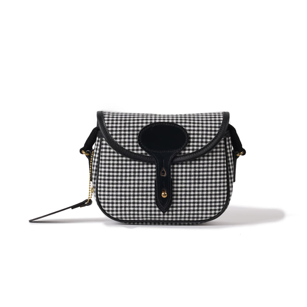 "BRADY BAGS Colne Mini ""Small Gingham"""
