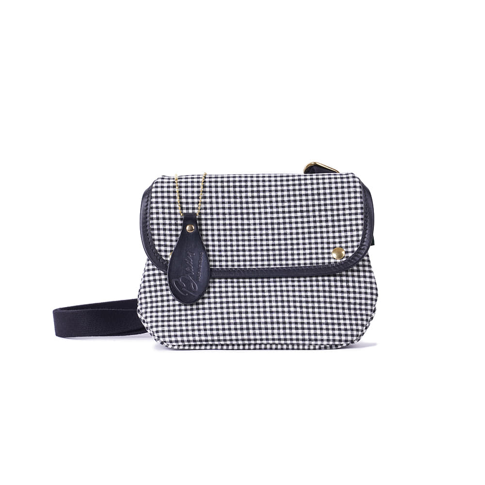"BRADY BAGS AVON Mini ""Small Gingham"""