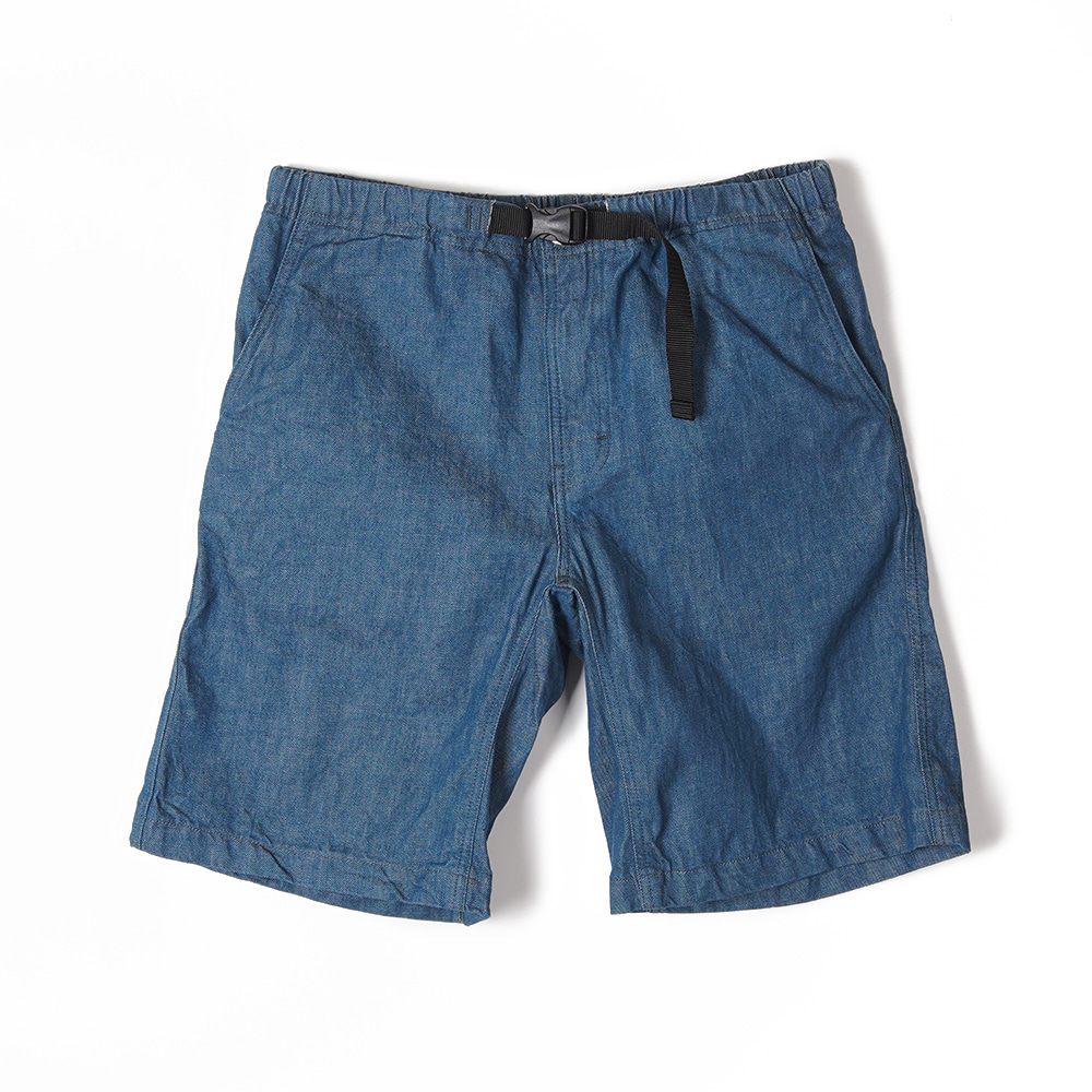 "BURGUS PLUS Denim Fes Shorts ""Indigo"""