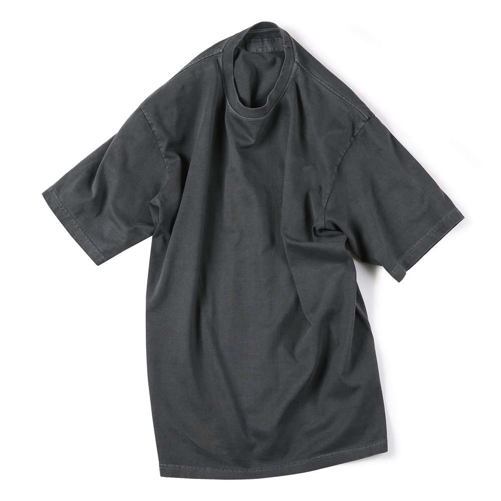 "SHIRTER Garment Dyed T-Shirt ""Dark Grey"""