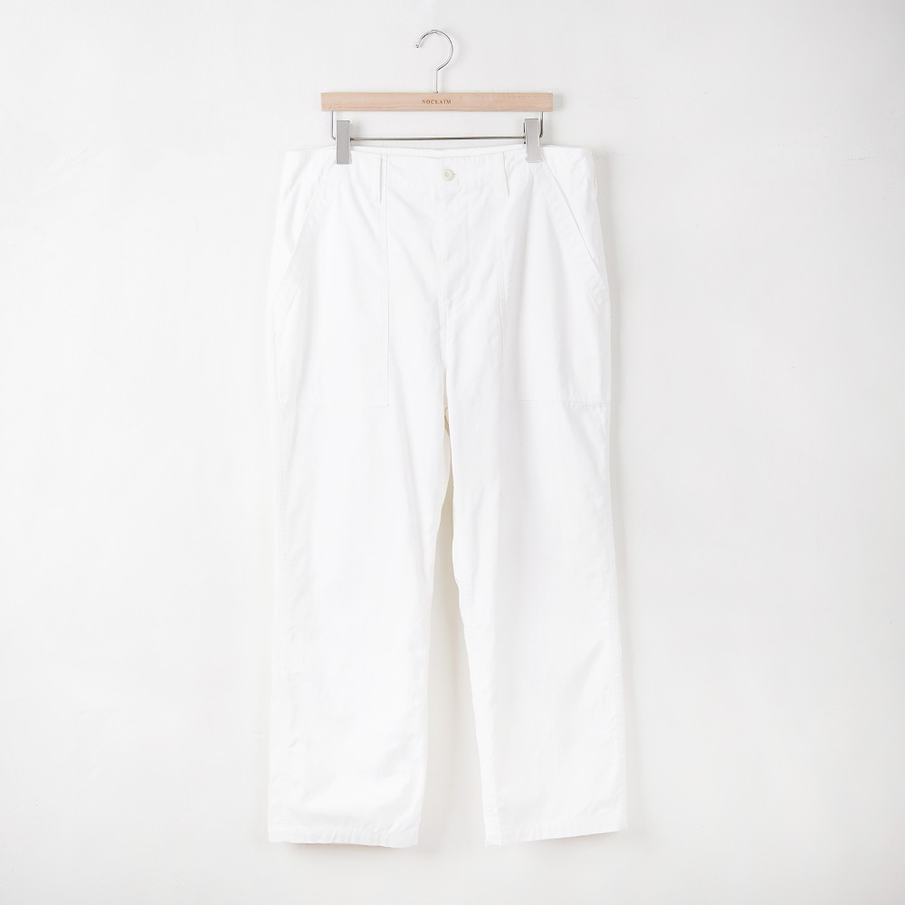 "HONEST CROCKER HC Fatigue slacks ""Ivory"""
