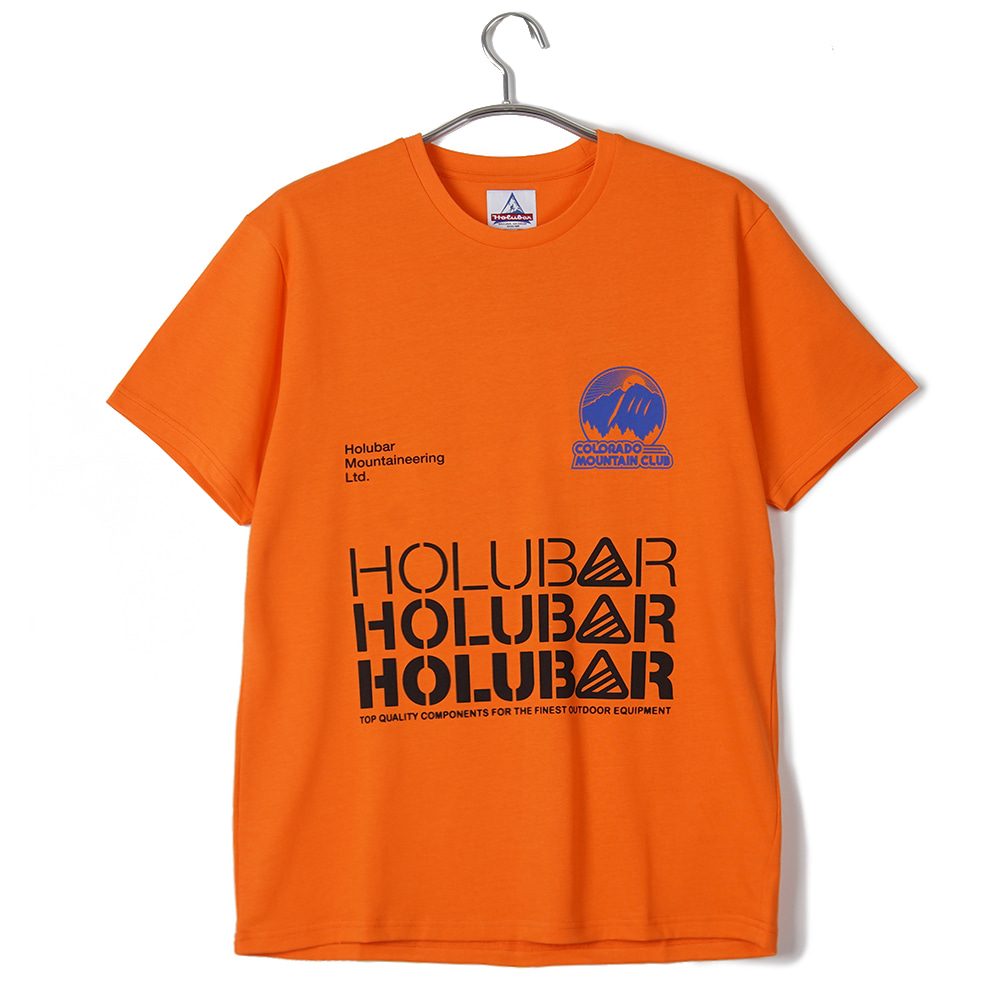 "HOLUBAR M513 C-M-C T-Shirt ""Orange Peel"""