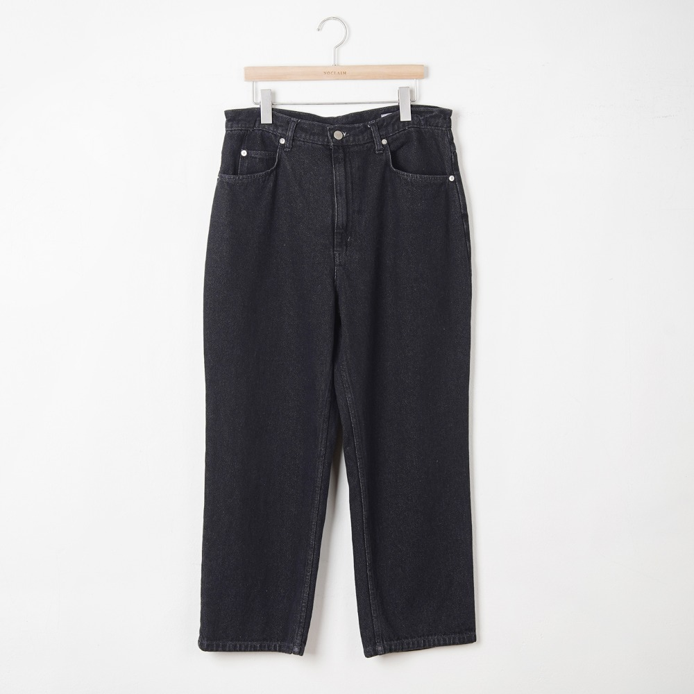 "HONEST CROCKER HC Happy hippie jean ""Wahed black"""