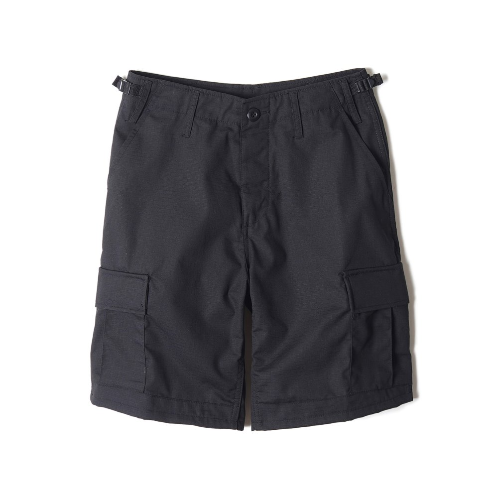 "YMCL KY US BDU Ripstop Short Pants ""Black"""
