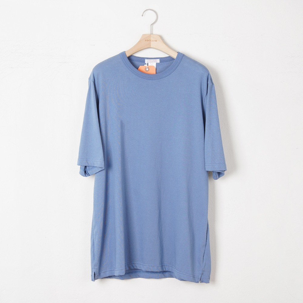 "HONEST CROCKER HC Loop t-shirts ""Light Blue"""