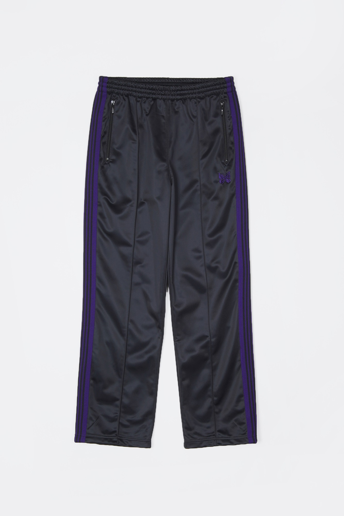 "NEEDLES Track Pe/Ta Tricot Pant  ""Black"""